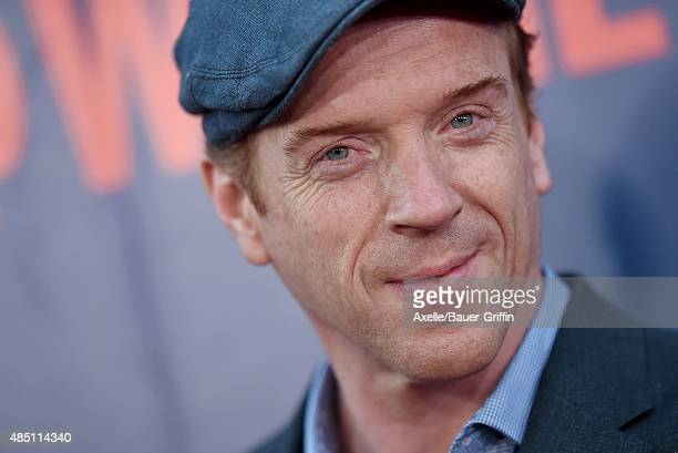 Actor Damian Lewis arrives at CBS CW And Showtime 2015 Summer TCA Party at Pacific Design Center on August 10 2015 in West Hollywood California