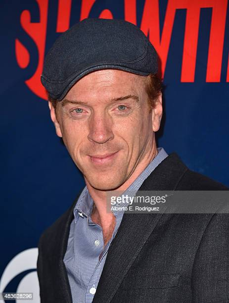 Actor Damian Lewis attends CBS' 2015 Summer TCA party at the Pacific Design Center on August 10 2015 in West Hollywood California