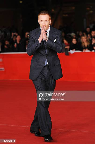Actor Damian Lewis attends 'Romeo And Juliet' Premiere during The 8th Rome Film Festival on November 11 2013 in Rome Italy
