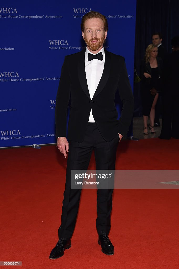 Actor <a gi-track='captionPersonalityLinkClicked' href=/galleries/search?phrase=Damian+Lewis&family=editorial&specificpeople=206939 ng-click='$event.stopPropagation()'>Damian Lewis</a> attends the 102nd White House Correspondents' Association Dinner on April 30, 2016 in Washington, DC.