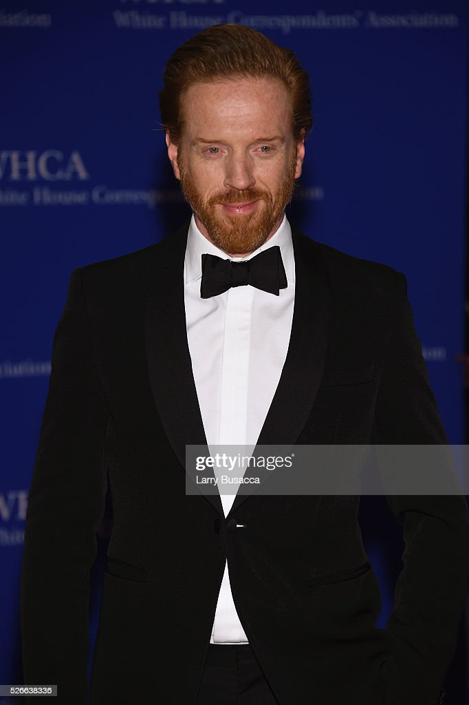 Actor Damian Lewis attends the 102nd White House Correspondents' Association Dinner on April 30, 2016 in Washington, DC.