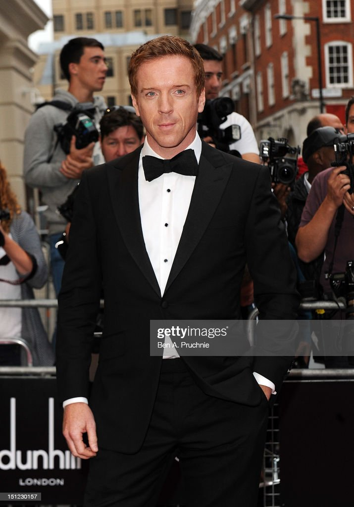 Actor Damian Lewis attends the GQ Men of the Year Awards 2012 at The Royal Opera House on September 4, 2012 in London, England.