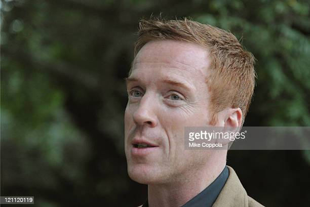Actor Damian Lewis attends the Showtime and Cinema Society premiere of 'Homeland' at a Private Residence on August 13 2011 in East Hampton New York