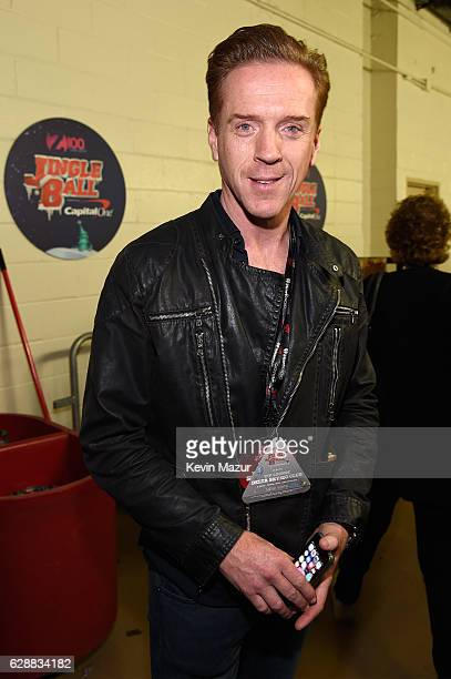 Actor Damian Lewis attends Z100's Jingle Ball 2016 at Madison Square Garden on December 9 2016 in New York City