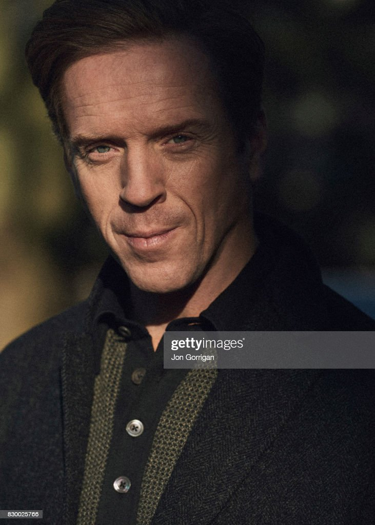Actor Damian Lewis is photographed for Mr Porter magazine on January 20, 2017 in London, England.