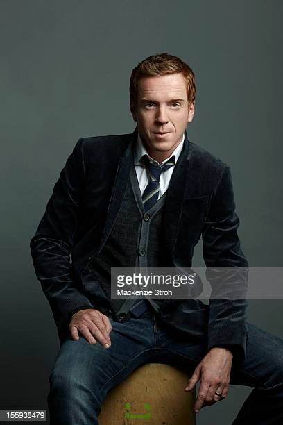 Actor Damian Lewis is photographed for The Times Magazine UK on September 10 2012 in New York City ON EMBARGO UNTIL DECEMBER 22 2012