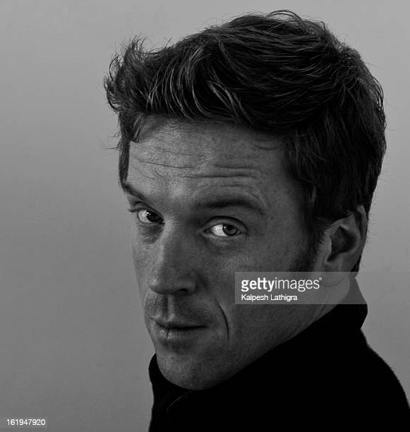 Actor Damian Lewis is photographed on September 23 2005 in Santa Cruz Bolivia