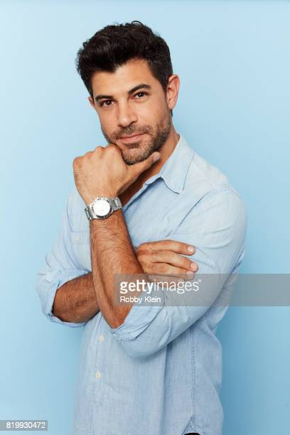 Actor Damon Dayoub from Freeform's 'Stitchers' poses for a portrait during ComicCon 2017 at Hard Rock Hotel San Diego on July 20 2017 in San Diego...