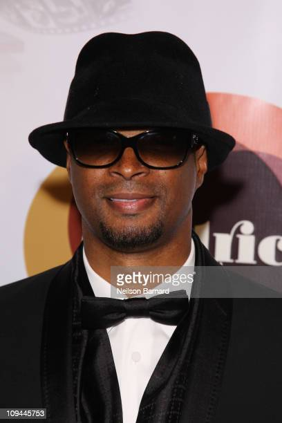 Actor Damon Wayans attends the 2011 'Eye On Black' A Salute To Directors at California African American Museum on February 25 2011 in Los Angeles...
