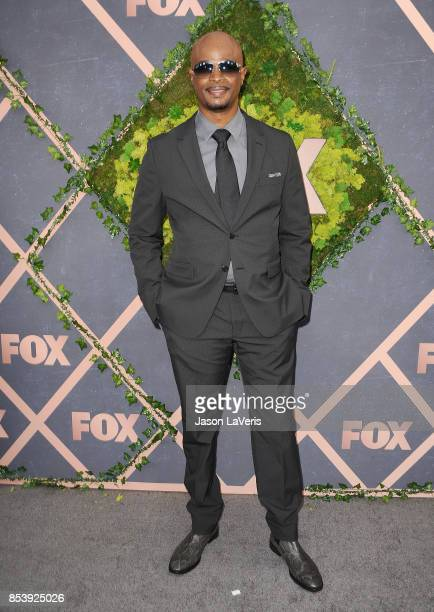 Actor Damon Wayans attends the FOX Fall Party at Catch LA on September 25 2017 in West Hollywood California