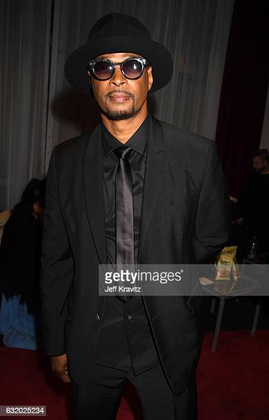 Actor Damon Wayans backstage at the People's Choice Awards 2017 at Microsoft Theater on January 18 2017 in Los Angeles California
