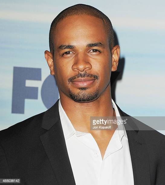 Actor Damon Wayans Jr arrives at the 2014 FOX Fall EcoCasino Party at The Bungalow on September 8 2014 in Santa Monica California