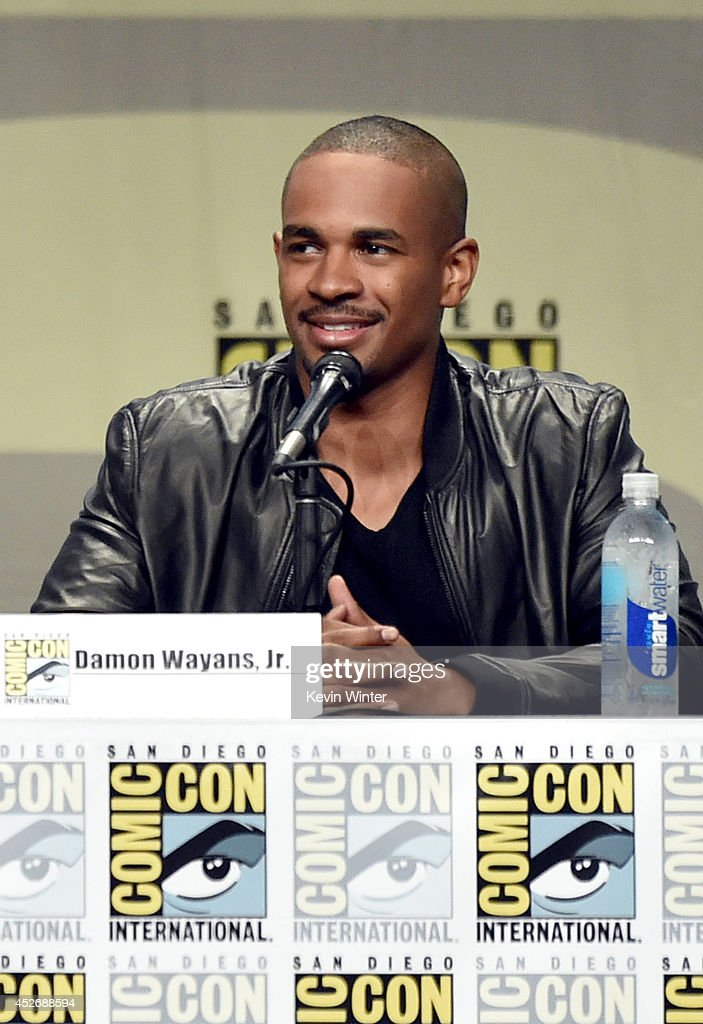 Actor Damon Wayans Jr. attends the 20th Century Fox presentation during Comic-Con International 2014 at San Diego Convention Center on July 25, 2014 in San Diego, California.