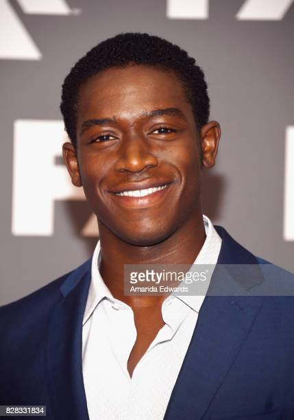 Actor Damson Idris attends the FX Networks 2017 Summer TCA Tour at The Beverly Hilton Hotel on August 9 2017 in Beverly Hills California