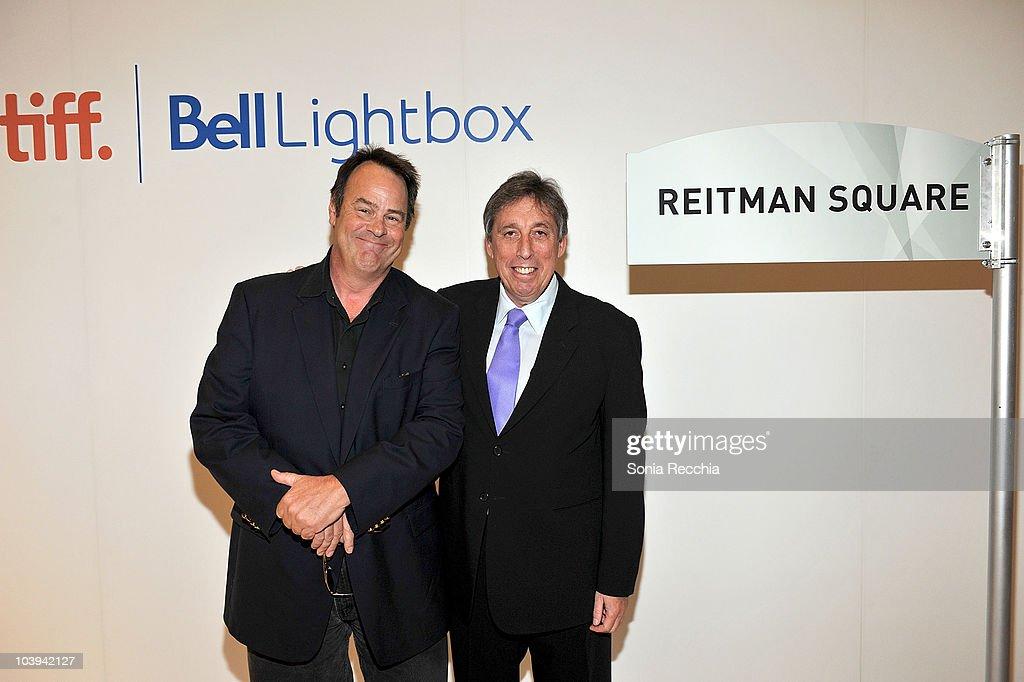 Reitman Square Dedication - 2010 Toronto International Film Festival