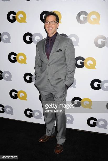 Actor Dan Bucatinsky arrives at the 2013 GQ Men Of The Year Party at The Ebell of Los Angeles on November 12 2013 in Los Angeles California