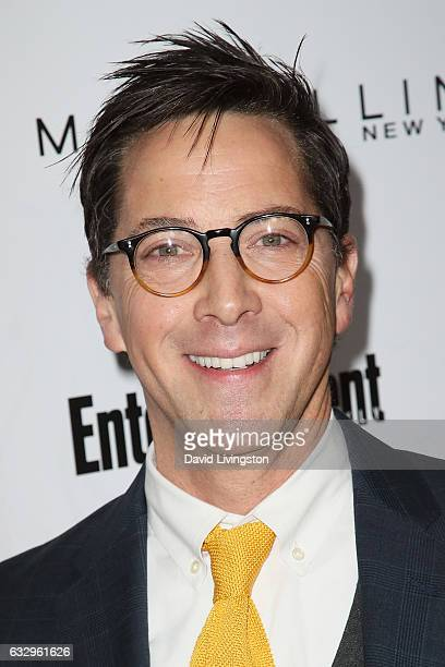 Actor Dan Bucatinsky arrives at the Entertainment Weekly celebration honoring nominees for The Screen Actors Guild Awards at the Chateau Marmont on...