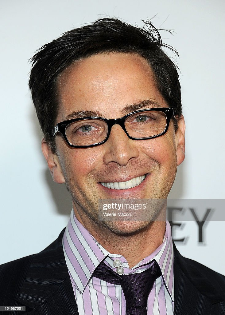 Actor Dan Bucatinsky attend The Premiere Of RADiUS-TWC's 'The Details' at ArcLight Cinemas on October 29, 2012 in Hollywood, California.