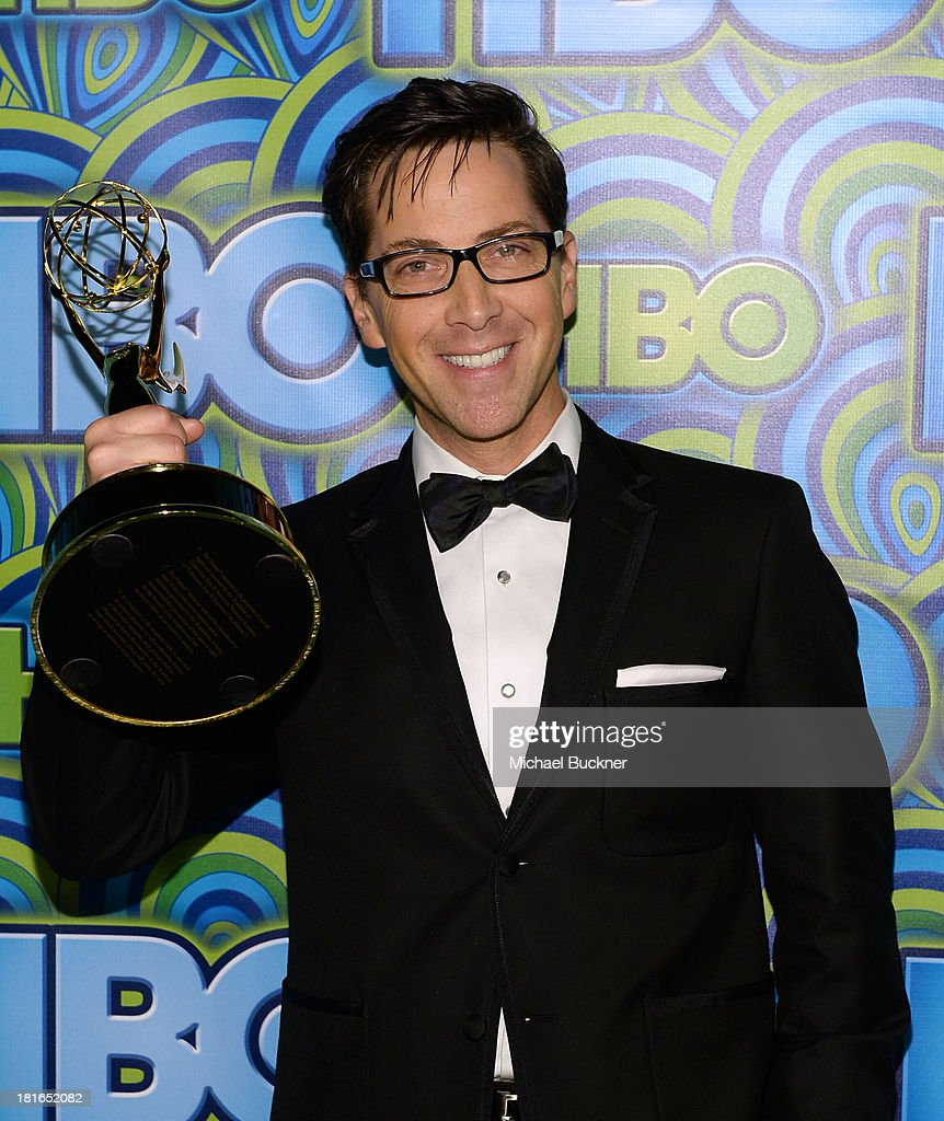 Actor Dan Bucatinsky attends HBO's Annual Primetime Emmy Awards Post Award Reception at The Plaza at the Pacific Design Center on September 22, 2013 in Los Angeles, California.