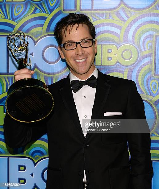 Actor Dan Bucatinsky attends HBO's Annual Primetime Emmy Awards Post Award Reception at The Plaza at the Pacific Design Center on September 22 2013...