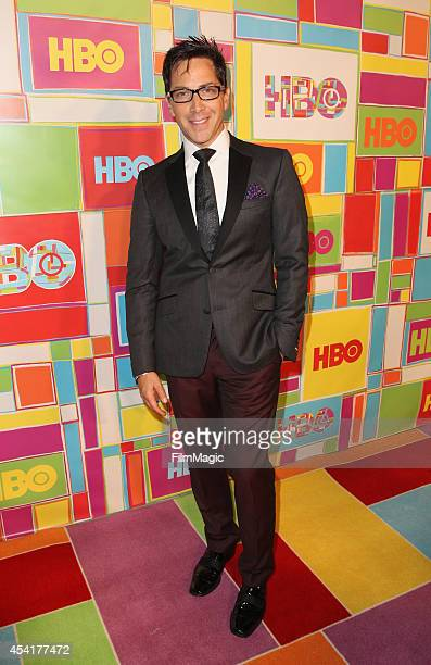Actor Dan Bucatinsky attends HBO's Official 2014 Emmy After Party at The Plaza at the Pacific Design Center on August 25 2014 in Los Angeles...