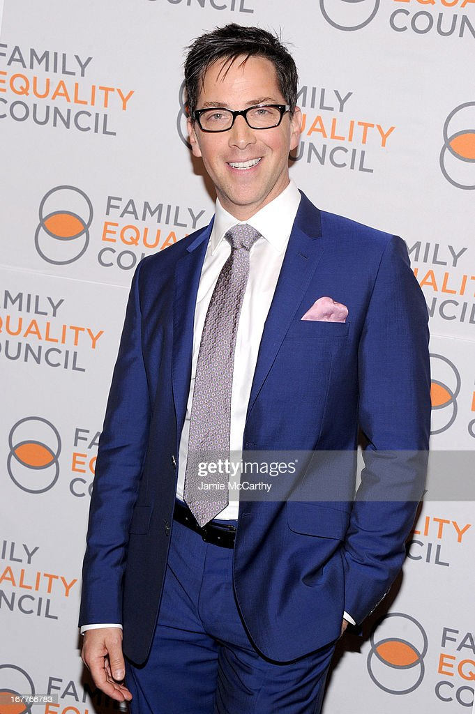 Actor Dan Bucatinsky attends the Family Equality Council's Night at the Pier at Pier 60 on April 29, 2013 in New York City.