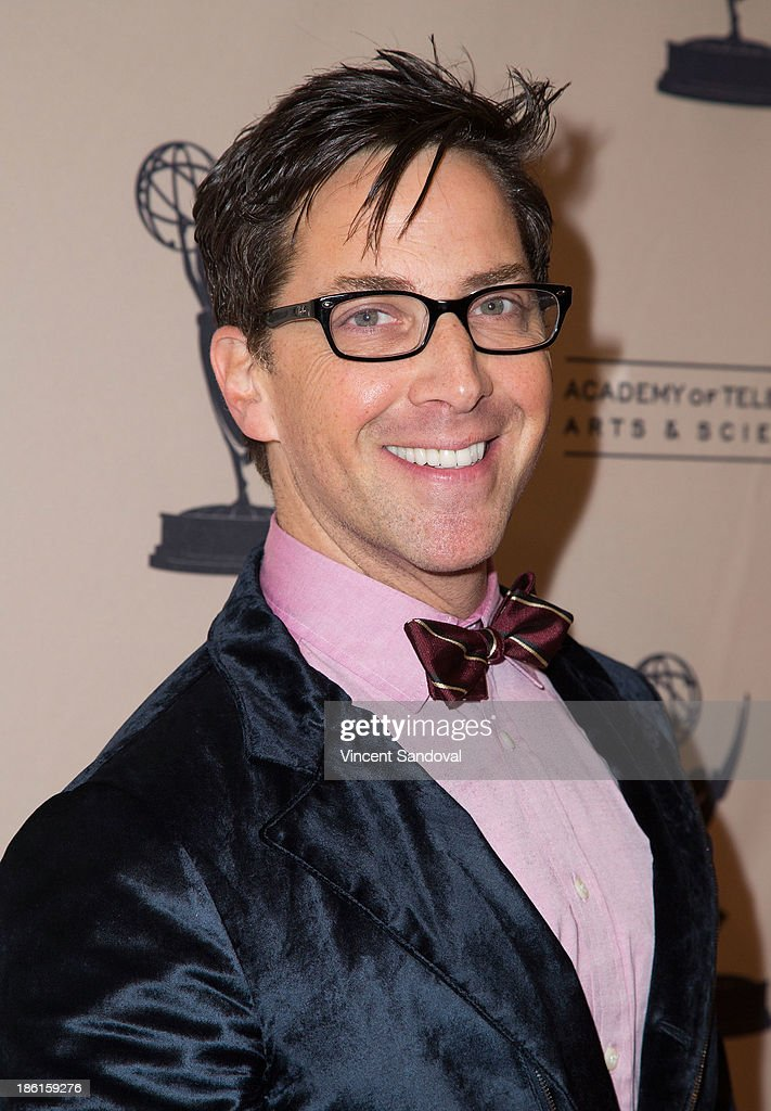 Actor Dan Bucatinsky attends The Prime Time Closet - A History of Gays and Lesbians on TV at Academy of Television Arts & Sciences on October 28, 2013 in North Hollywood, California.