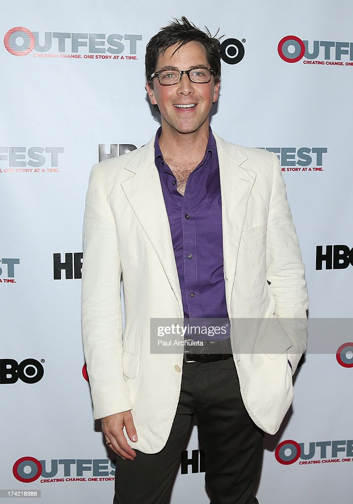 Actor Dan Bucatinsky attends the screening of 'G.B.F.' at the 2013 Outfest film festival closing night gala at the Ford Theatre on July 21, 2013 in Hollywood, California.