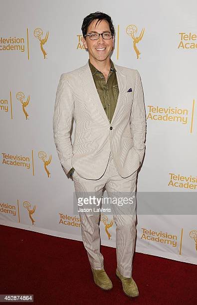 Actor Dan Bucatinsky attends the Television Academy's performers peer group celebrating the 66th Emmy Awards at Montage Beverly Hills on July 28 2014...