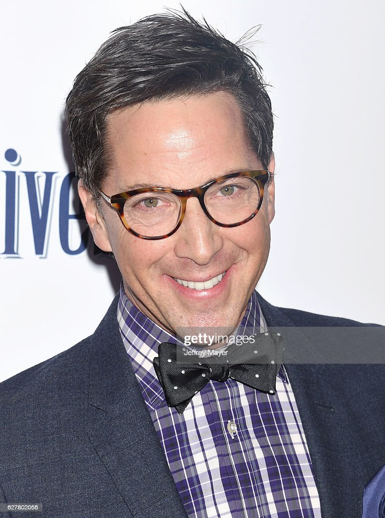 Actor Dan Bucatinsky attends the TrevorLIVE Los Angeles 2016 Fundraiser at the Beverly Hilton Hotel on December 04, 2016 in Beverly Hills, California.