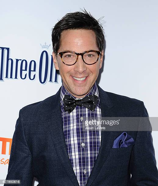 Actor Dan Bucatinsky attends the TrevorLIVE Los Angeles 2016 fundraiser at The Beverly Hilton Hotel on December 4 2016 in Beverly Hills California