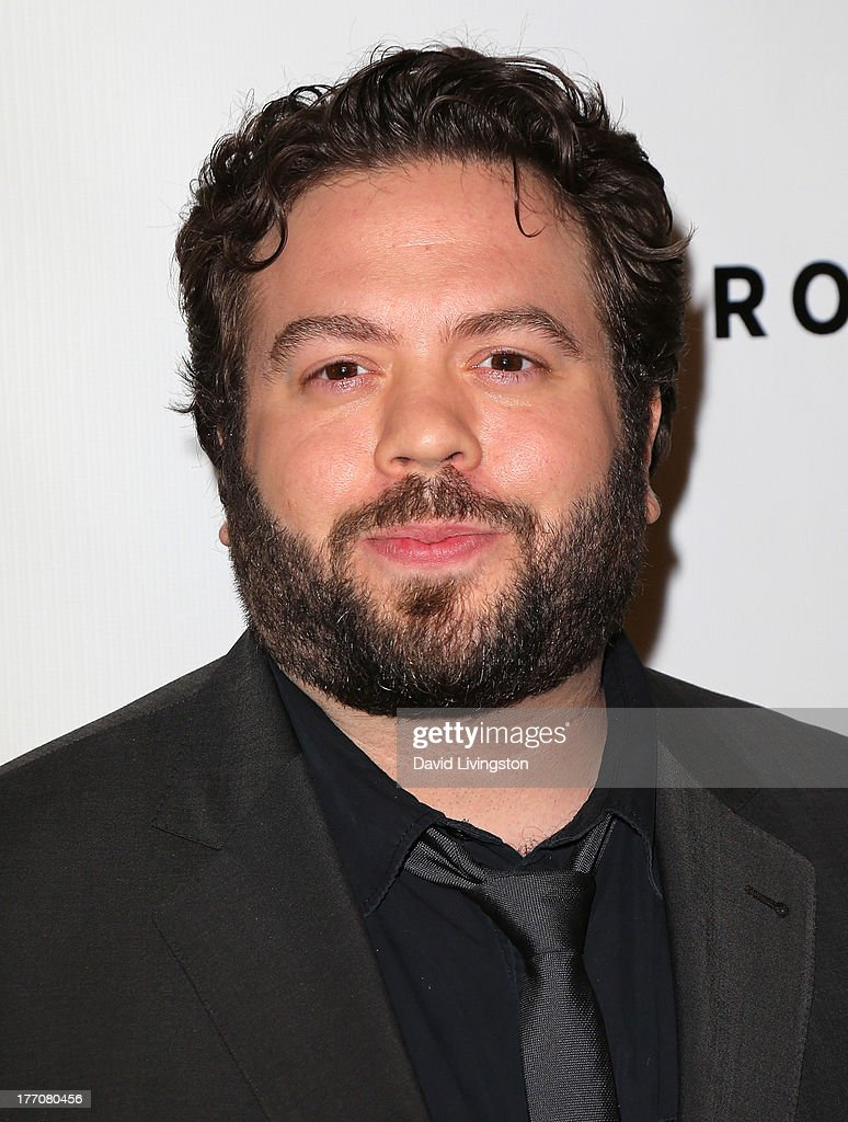 Actor Dan Fogler attends the premiere of Vertical Entertainment's 'Scenic Route' at the Chinese 6 Theaters Hollywood on August 20, 2013 in Hollywood, California.