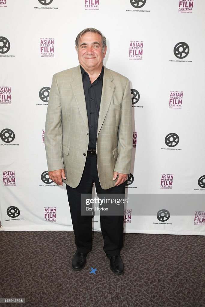 Actor <a gi-track='captionPersonalityLinkClicked' href=/galleries/search?phrase=Dan+Lauria&family=editorial&specificpeople=757077 ng-click='$event.stopPropagation()'>Dan Lauria</a> attends the 2013 LA Asian Pacific Film Festival - opening night premiere of 'Linsanity' at the Directors Guild Of America on May 2, 2013 in Los Angeles, California.
