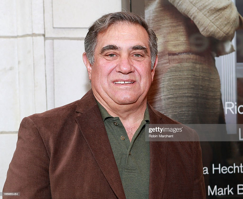 Actor Dan Lauria attends the 'The Assembled Parties' opening night at Samuel J. Friedman Theatre on April 17, 2013 in New York City.