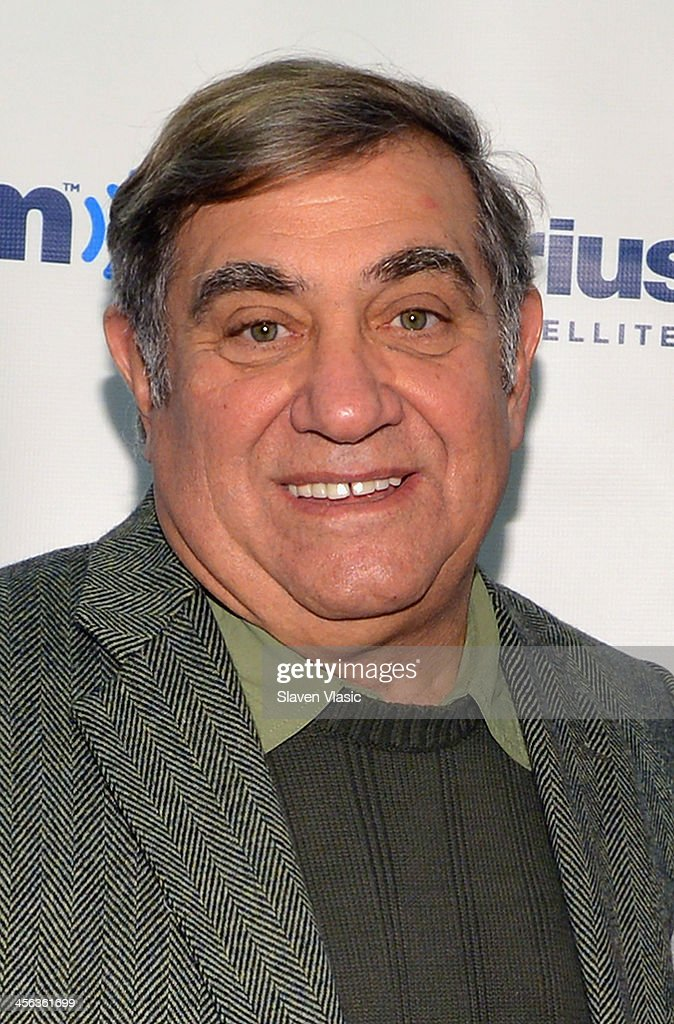 Actor <a gi-track='captionPersonalityLinkClicked' href=/galleries/search?phrase=Dan+Lauria&family=editorial&specificpeople=757077 ng-click='$event.stopPropagation()'>Dan Lauria</a> visits SiriusXM Studios on December 13, 2013 in New York City.