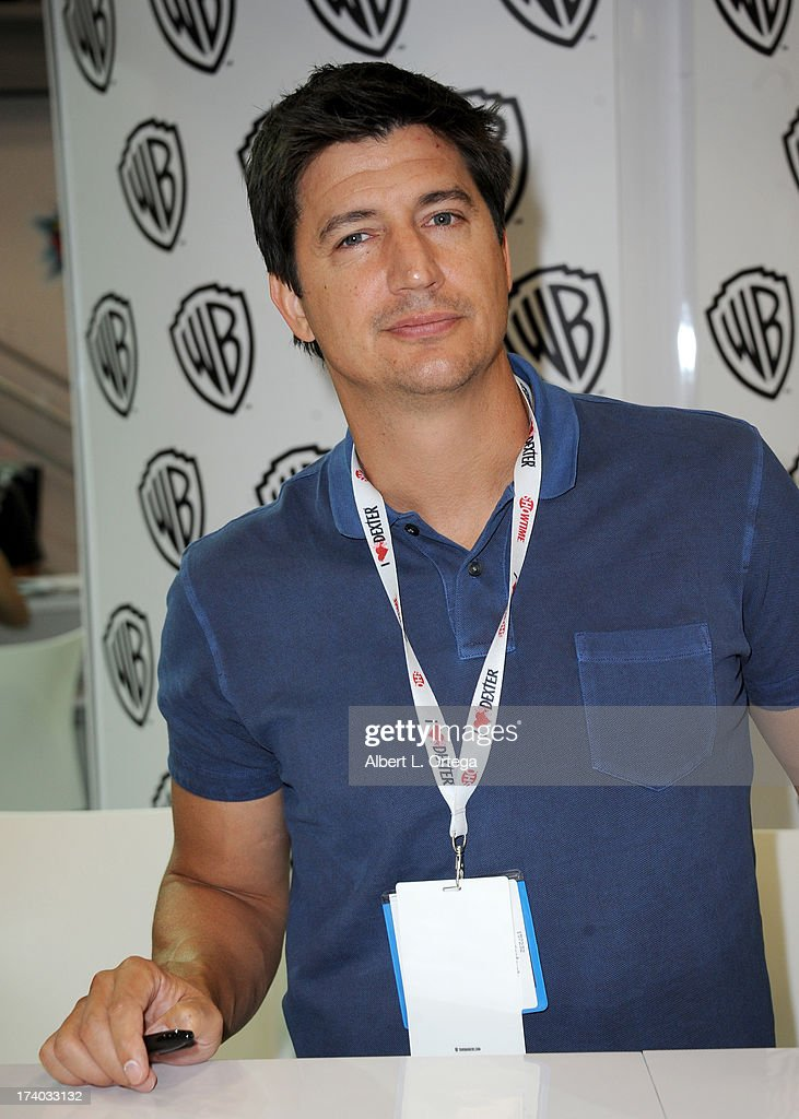 Actor Dan Marino during Comic-Con International at San Diego Convention Center on July 19, 2013 in San Diego, California.