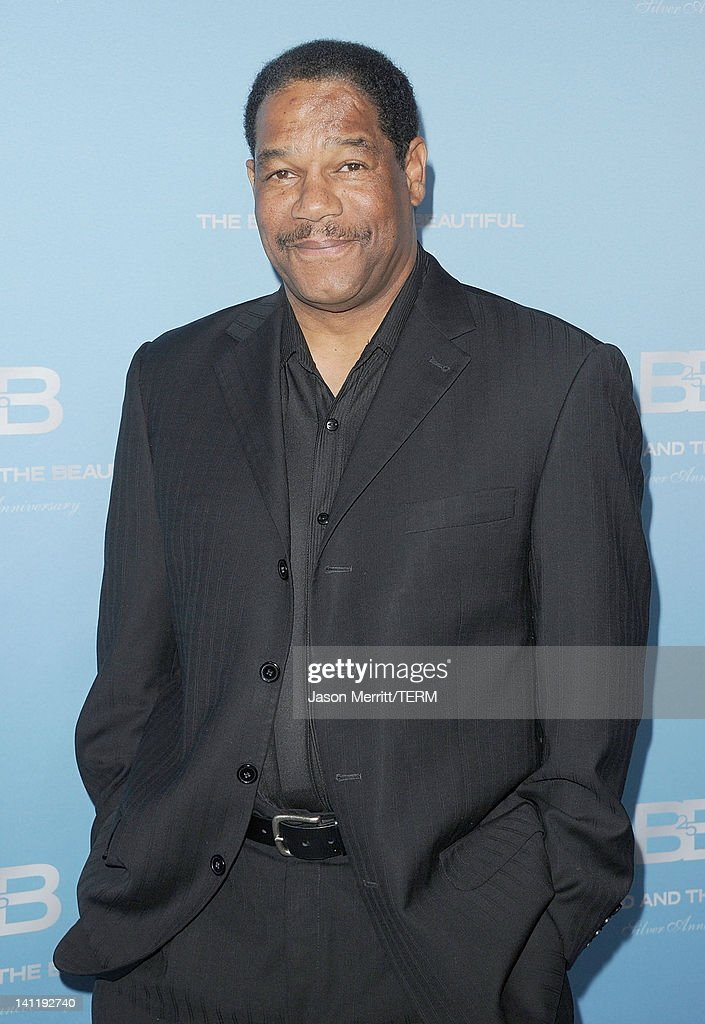 Actor Dan Martin attends the 5th Silver Anniversary party for CBS' 'The Bold And The Beautifu on March 10, 2012 in Los Angeles, California.