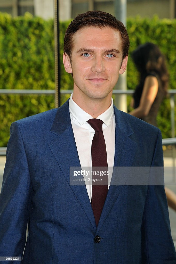 Actor <a gi-track='captionPersonalityLinkClicked' href=/galleries/search?phrase=Dan+Stevens&family=editorial&specificpeople=678756 ng-click='$event.stopPropagation()'>Dan Stevens</a> attends 2013 CFDA FASHION AWARDS underwritten by Swarovski at Lincoln Center on June 3, 2013 in New York City.