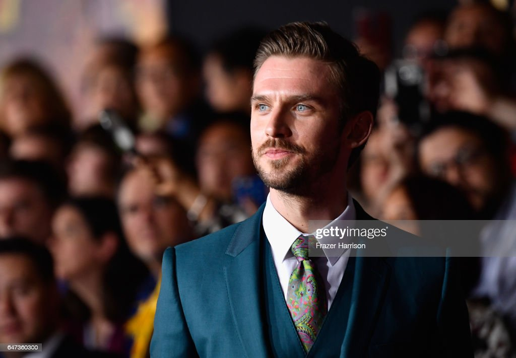 Actor Dan Stevens attends Disney's 'Beauty and the Beast' premiere at El Capitan Theatre on March 2, 2017 in Los Angeles, California.