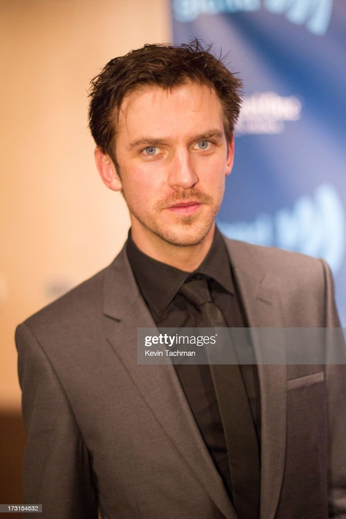 Actor Dan Stevens attends the 24th annual GLAAD Media awards at The New York Marriott Marquis on March 16, 2013 in New York City.