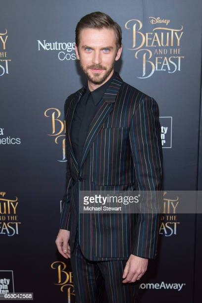 Actor Dan Stevens attends the 'Beauty And The Beast' New York screening at Alice Tully Hall at Lincoln Center on March 13 2017 in New York City
