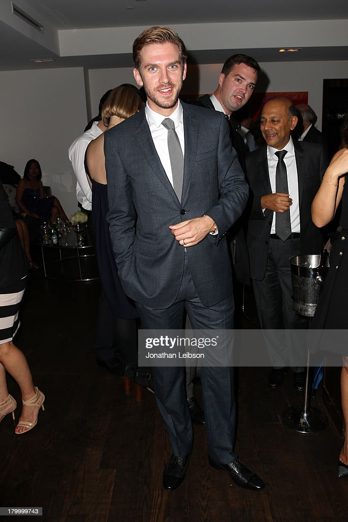 Actor <a gi-track='captionPersonalityLinkClicked' href=/galleries/search?phrase=Dan+Stevens&family=editorial&specificpeople=678756 ng-click='$event.stopPropagation()'>Dan Stevens</a> attends the Burberry supported premiere and celebration of 'Mandela: Long Walk to Freedom' hosted by The Weinstein Company and Entertainment One at the Toronto International Film Festival on September 7, 2013 in Toronto, Canada.