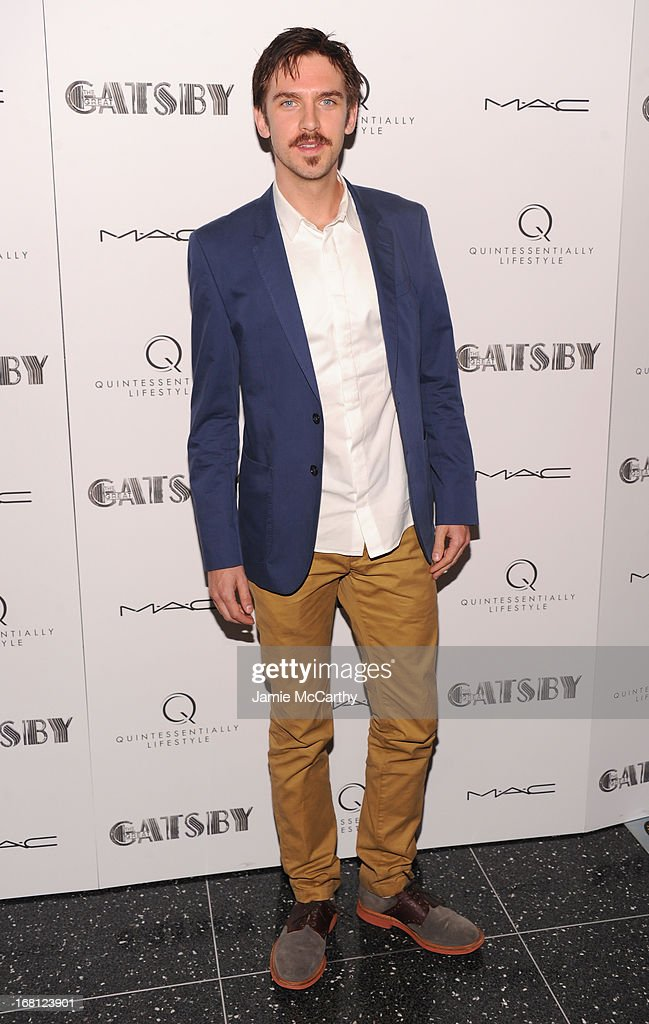Actor <a gi-track='captionPersonalityLinkClicked' href=/galleries/search?phrase=Dan+Stevens&family=editorial&specificpeople=678756 ng-click='$event.stopPropagation()'>Dan Stevens</a> attends 'The Great Gatsby' Special Screening at the Museum of Modern Art on May 5, 2013 in New York City.