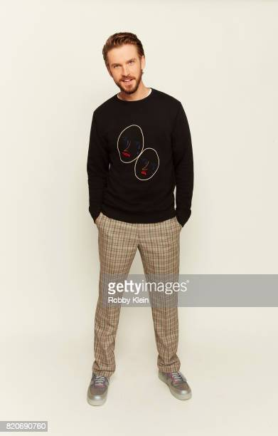 Actor Dan Stevens from FX's 'Legion' poses for a portrait during ComicCon 2017 at Hard Rock Hotel San Diego on July 20 2017 in San Diego California