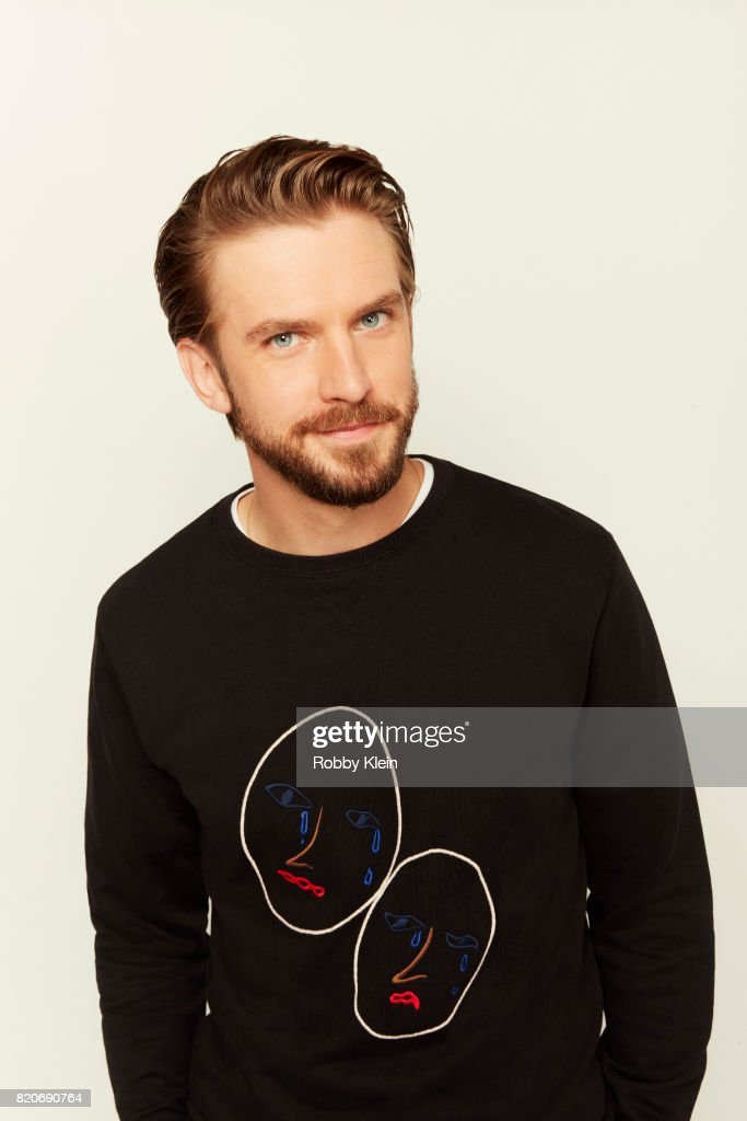 Actor Dan Stevens from FX's 'Legion' poses for a portrait during Comic-Con 2017 at Hard Rock Hotel San Diego on July 20, 2017 in San Diego, California.