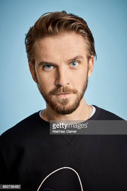 Actor Dan Stevens from Legion is photographed for Entertainment Weekly Magazine on July 20 2017 at Comic Con in San Diego California PUBLISHED IMAGE...