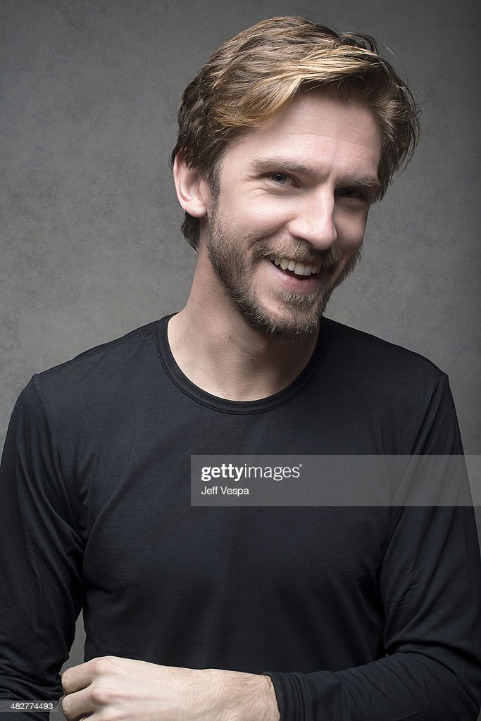 Actor <a gi-track='captionPersonalityLinkClicked' href=/galleries/search?phrase=Dan+Stevens&family=editorial&specificpeople=678756 ng-click='$event.stopPropagation()'>Dan Stevens</a> is photographed at the Sundance Film Festival 2014 for Self Assignment on January 25, 2014 in Park City, Utah.