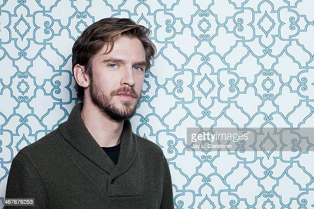 Actor Dan Stevens is photographed for Los Angeles Times on January 18 2014 in Park City Utah PUBLISHED IMAGE CREDIT MUST READ Jay L Clendenin/Los...