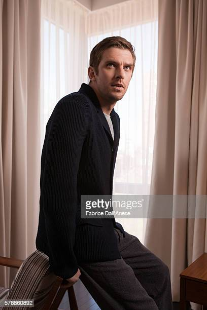 Actor Dan Stevens is photographed for Vanity Faircom on April 19 2016 in New York City