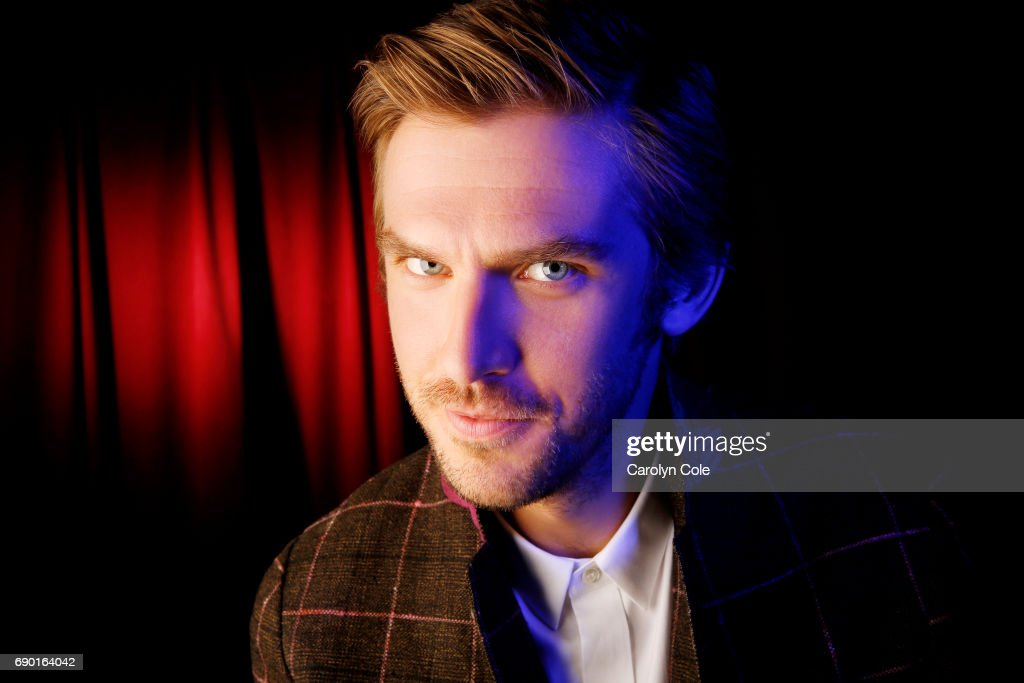 Actor Dan Stevens of the FX series 'Legion' is photographed for Los Angeles Times on April 22, 2017 in New York City. PUBLISHED IMAGE.